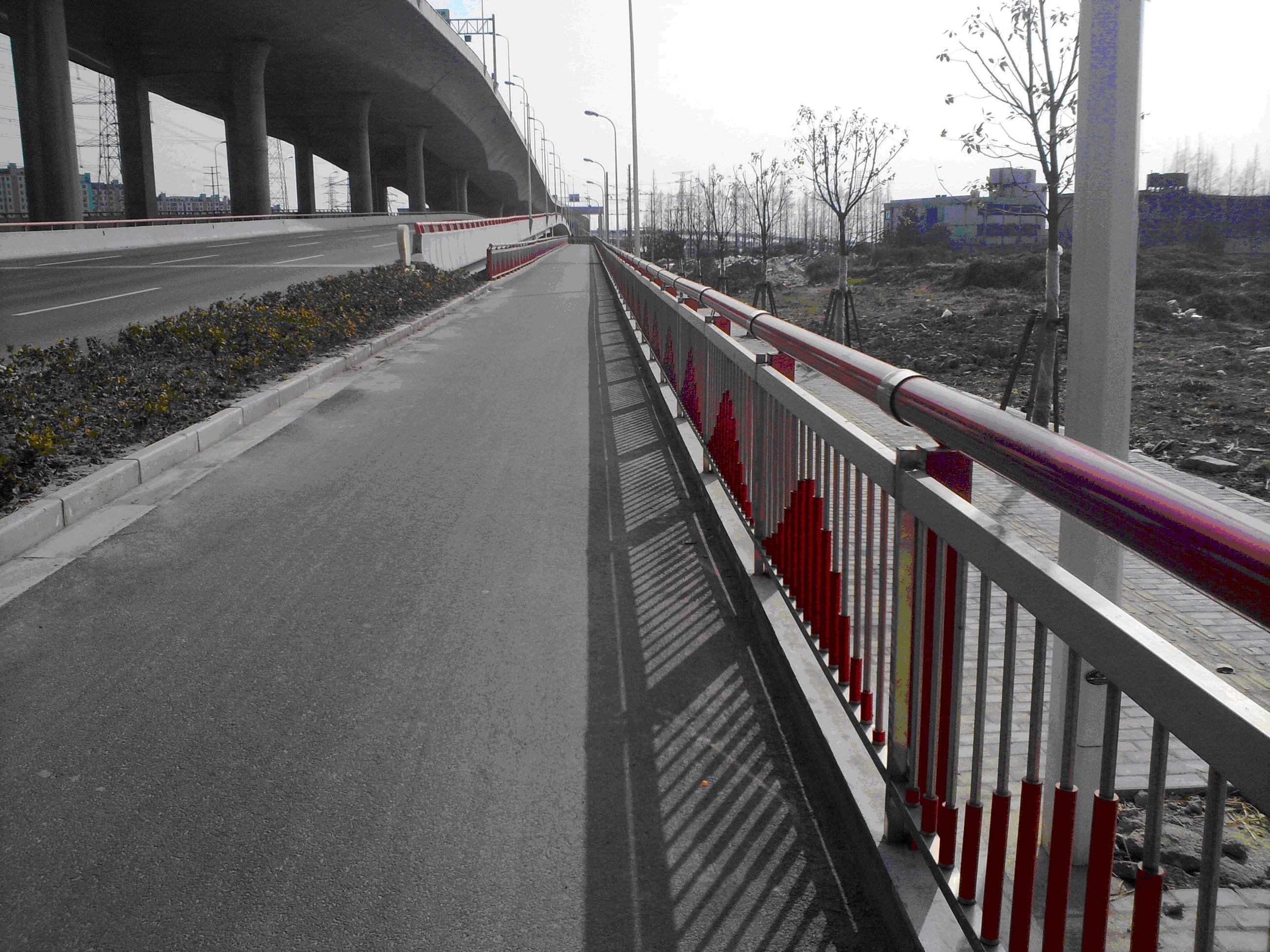 工程位于浦东新区张江高科技园区核心区东南角,南接中环线(浦东段)申江路立交,北至规划三路(紫薇路),是中环线东段的起始段,工程全长约2.1km,规划红线宽度70m。采用高架快速路+地面主干路总体布置形式,高架道路等级为城市快速路,地面道路等级为城市主干路级。本项目工程建设费用为50221万元(不含动拆迁费用),其中:建安费用41588万元。